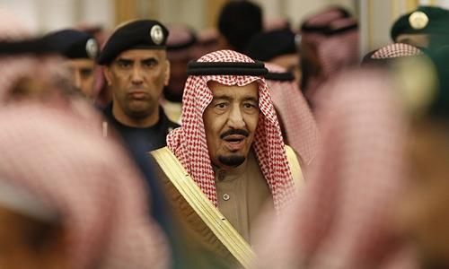 Vua Arab Saudi Salman bin Abdulaziz al-Saud. Ảnh: AFP