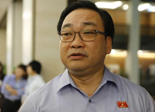Bí thư Hà Nội: Hạn chế xe cá nhân, khó nhưng phải làm