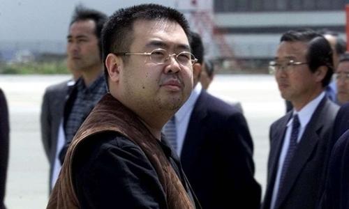 Kim Jong-nam. Ảnh: AP.