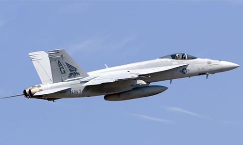 Phi cơ F/A-18E của Mỹ. Ảnh: Military Today.