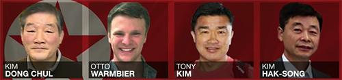 Ngoài Otto Warmbier, Triều Tiên còn giữ ba công dân Mỹ gốc Hàn là
