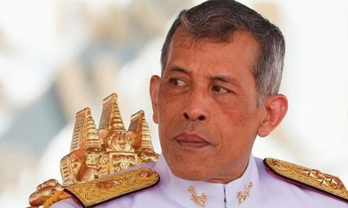 Vua Maha Vajiralongkorn. Ảnh: Reuters