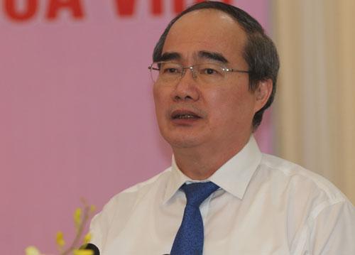 Ông Nguyễn Thiện Nhân: 'Mặt trận muốn giám sát tốt phải có dũng khí'
