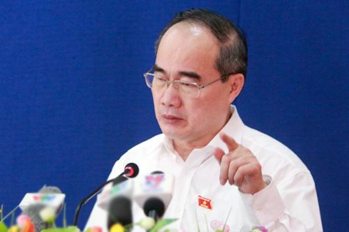 Ông Nguyễn Thiện Nhân: 'Chuyên gia đang nghiên cứu mở rộng Tân Sơn Nhất về phía Bắc'
