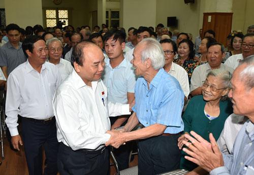 Thủ tướng: 'Không có chuyện Hà Nội mở rộng đến Thái Nguyên, Hòa Bình'
