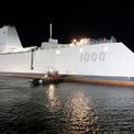 Bên trong khu trục hạm tàng hình hiện đại nhất hải quân Mỹ