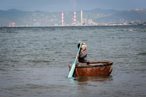 Gần một triệu mét khối bùn được phép đổ xuống biển Bình Thuận