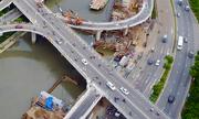 Thông xe 2 nhánh cầu Nguyễn Văn Cừ giảm ùn tắc trung tâm TP HCM