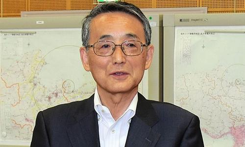 Ông Shunichi Tanaka. Ảnh: Asahi Shimbun.