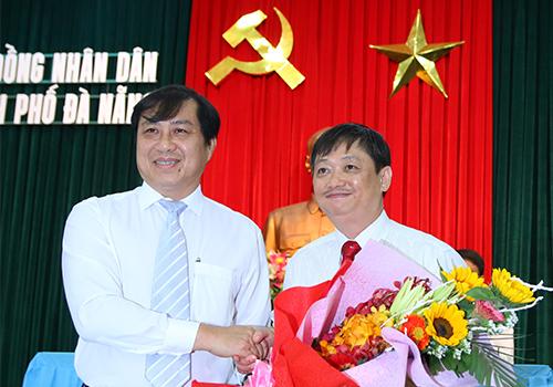 Đà Nẵng miễn nhiệm chức danh Phó chủ tịch với ông Đặng Việt Dũng