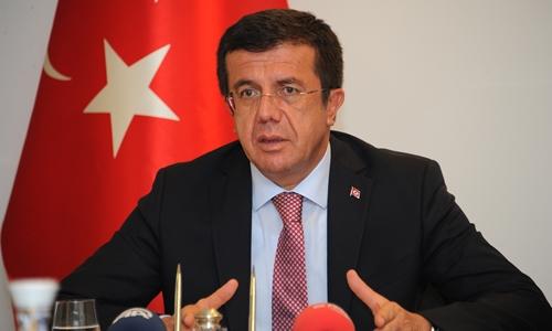 Bộ trưởng Kinh tế Thổ Nhĩ Kỳ Nihat Zeybekci. Ảnh: Alchetron.