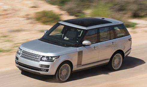 Range Rover SV Autobiography có giá tương đương 140.000 USD tại châu Âu.