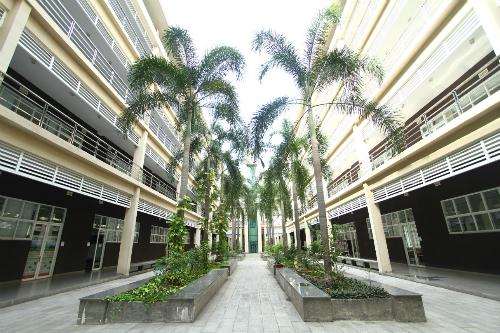 Trường Đại học Việt Đức - VGU.