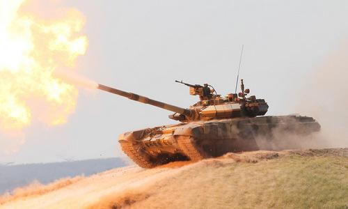 Iraq chi hơn tỷ USD mua xe tăng của Nga
