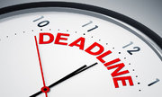 Điều thú vị về từ 'deadline'