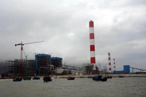 Bình Thuận đề xuất dùng bùn nạo vét Vĩnh Tân để 'lấn biển'